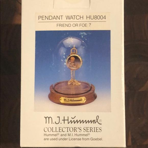Vintage Hummel Pendant Watch